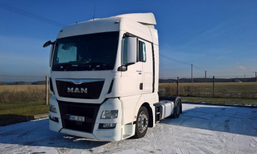 MAN - Tahač TGX 18.480 4X2 LLS-U photo
