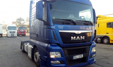 MAN - TGX TGX 18.440 4x2 LLS-U photo